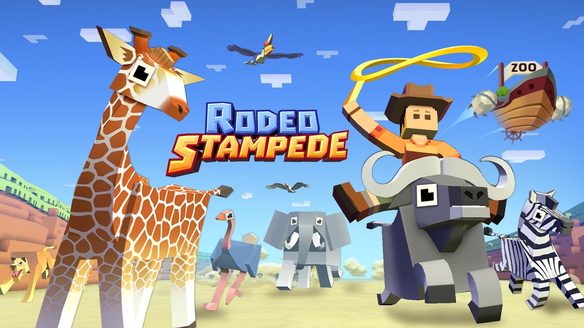 تحميل لعبة rodeo stampede للكمبيوتر